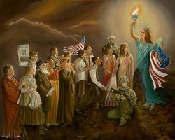 FREEDOM - Liberty Lighting Our Way