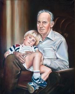 Grandpas Lap